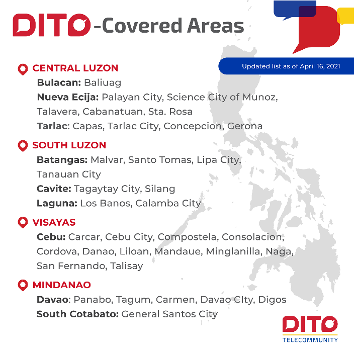 Getting to know the third major telco player in the PH Top 5 things you should know about DITO
