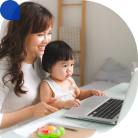 Working moms do a lot more! Here's how DITO helps them succeed
