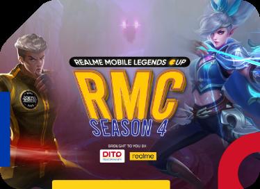 DITO empowers Filipino gamers asrealmeCup telco partner